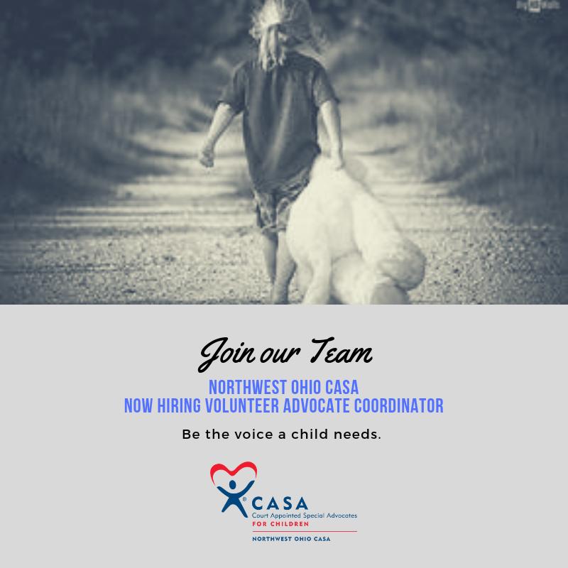 Join Our Team-Seeking Volunteer Advocate Coordinator – Northwest ...